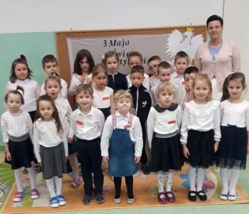 Dzieci z VIII
