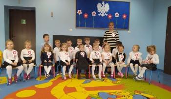 Dzieci z grupy II