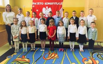 Przedszkolaki z grupy  VII