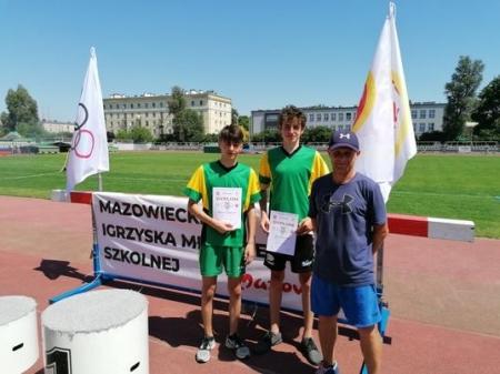 XXIII Mazowieckie Igrzyska Młodzieży Szkolnej w lekkoatletyce